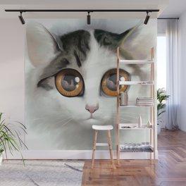 Kitten 1 Wall Mural