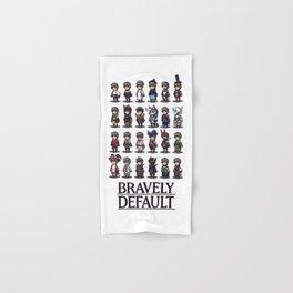 Bravely Default Hand & Bath Towel