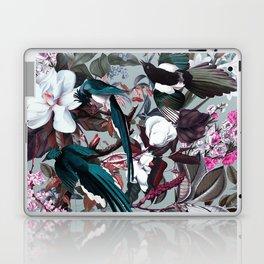 Floral and Birds XXIV Laptop & iPad Skin