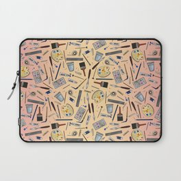 Painter's Supplies - Rose Gold Laptop Sleeve