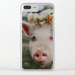 Garth Clear iPhone Case