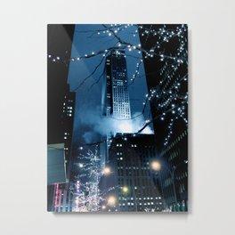 New York City #1 Metal Print