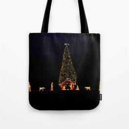Christmas in Rome Tote Bag