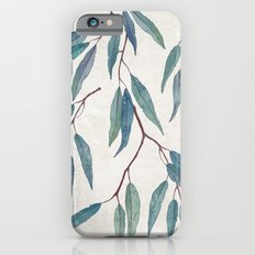 Eucalyptus leaves iPhone 6s Slim Case