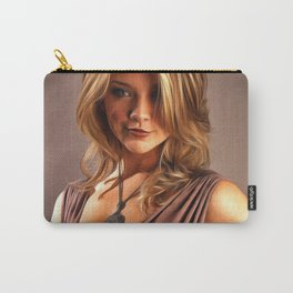 Natalie Dormer - Celebrity Art Carry-All Pouch