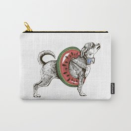 Summer chihuahua dog Carry-All Pouch