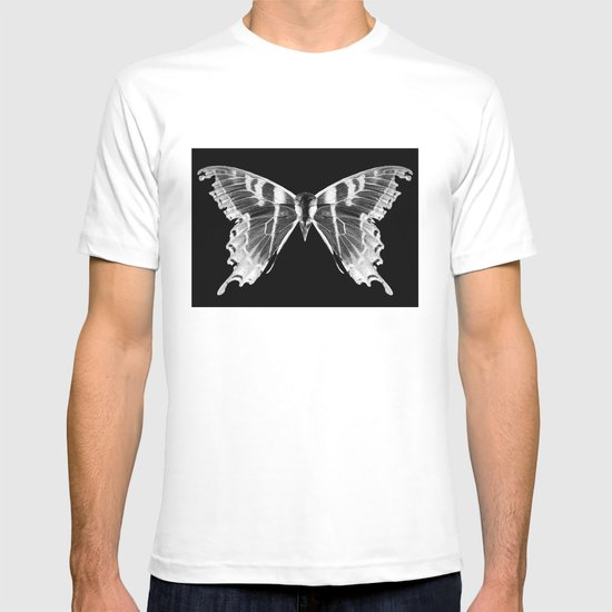 Wings and Skull #5 T-shirt