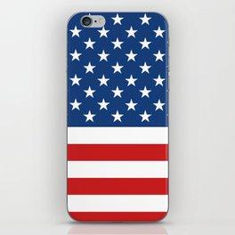 American Flag iPhone Skin