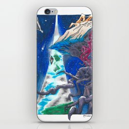 Emrakul, Devourer of Rings iPhone Skin