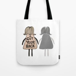 Sisters #GirlScouts #Fundraiser Tote Bag