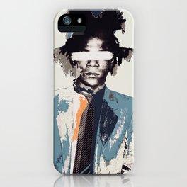 Jean-Michel iPhone Case
