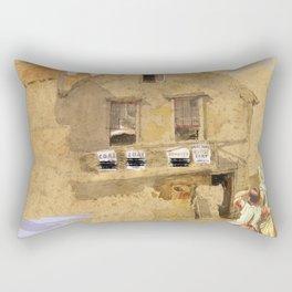 Little House on the Prairie – Country Girls  Rectangular Pillow