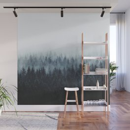 High And Low Wall Mural