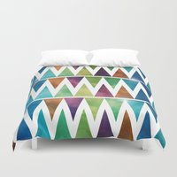 skyfall Duvet Covers featuring SkyFall by Digi Treats 2