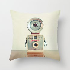 Satellite Throw Pillow