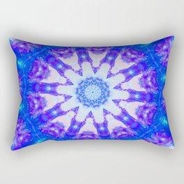 The Ghost on Diamond Mountain Rectangular Pillow