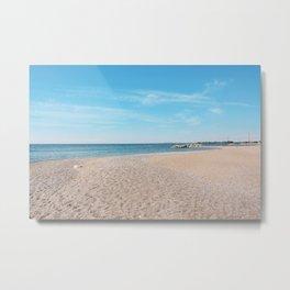AFE Kew-Balmy Beach 10 Metal Print