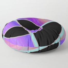 BullsEye: Moods II Floor Pillow