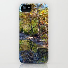 Lost Maples iPhone Case