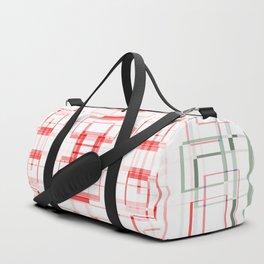 HK tablecloth Duffle Bag