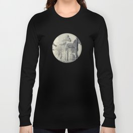 Like a Horse in the woods Long Sleeve T-shirt