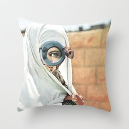 Myope Throw Pillow