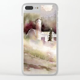 A Way of Life Clear iPhone Case