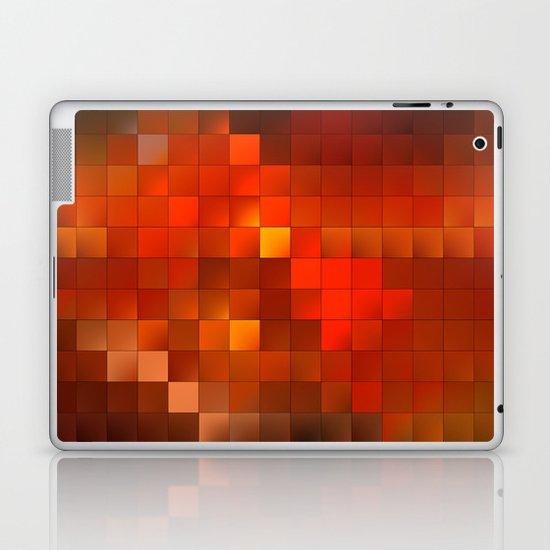 light squares Laptop & iPad Skin