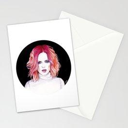 Shirley Manson (Garbage) Stationery Cards