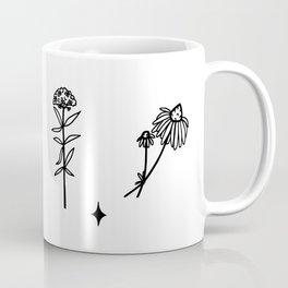 4 Herbs Coffee Mug