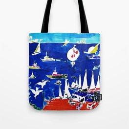 The Marina, Southport, Qld. AUSTRALIA Tote Bag