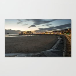 Knightstone Twylight  Canvas Print