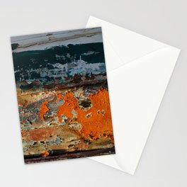 Painted Boat Stationery Cards