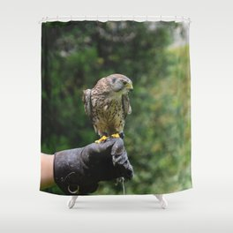 What about flying Shower Curtain