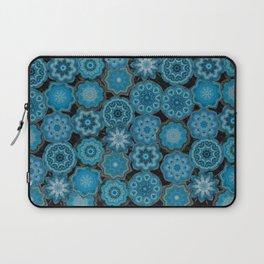 blue gems Laptop Sleeve