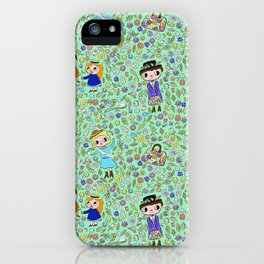 spoonful of sugar iPhone Case