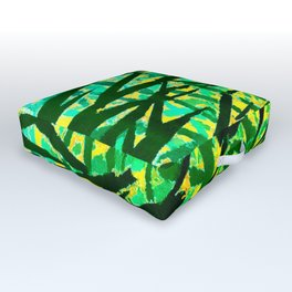 In the jungle Outdoor Floor Cushion