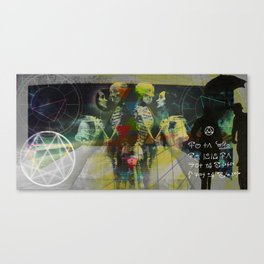 My Astral Body Headspace Canvas Print