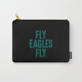 Fly Eagles Fly Philadelphia Football Carry-All Pouch