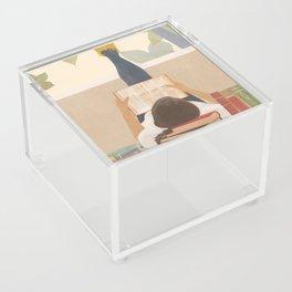 Bookworm Acrylic Box