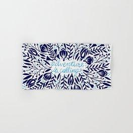 Adventure is Calling – Porcelain Palette Hand & Bath Towel