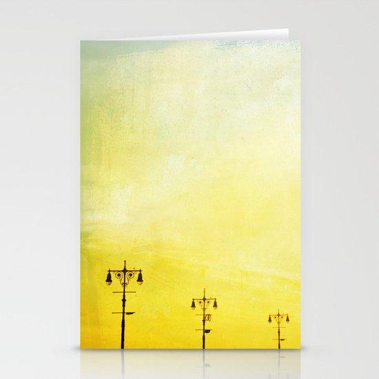 Coney Island Boardwalk Stationery Cards