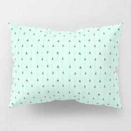 mint magic arrows Pillow Sham