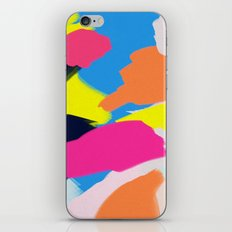 Pastel Play iPhone & iPod Skin