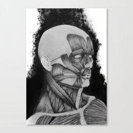 Under the Skin Canvas Print