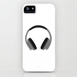 Headphones iPhone Case