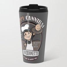 The Happy Cannibal Travel Mug
