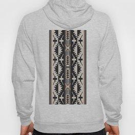 American Native Pattern No. 275 Hoody