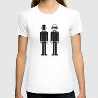 daft punk T-shirts featuring Daft Punk by Band Land
