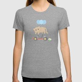 GamerCat_MarioKart T-shirt